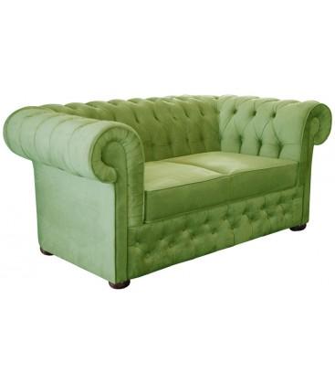 Sofa Chesterfield England 2 os.