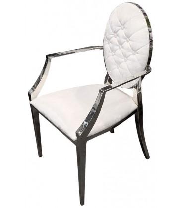 Krzesło Paris Pik z podłokietnikami