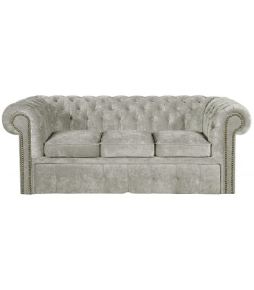 Sofa Chesterfield Klasyk 3 materiał