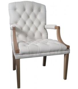 Fotel Karol pikowany