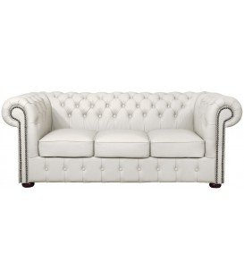 Sofa Chesterfield klasyk 3 skóra