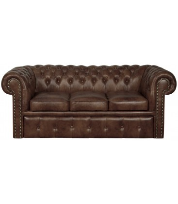 Sofa Chesterfield Klasyk 3 funkcja spania