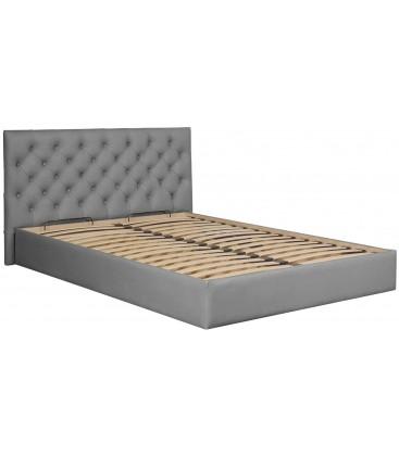 Łóżko Chesterfield Klasyk