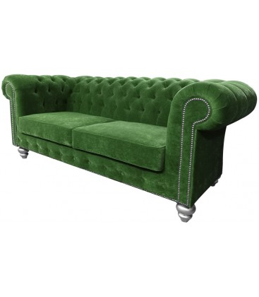 Sofa Chesterfield Velvet