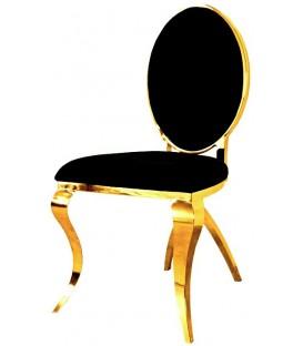 Krzesło Paris Gold