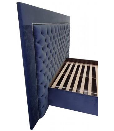 Łóżko Chesterfield Velsoft Lux