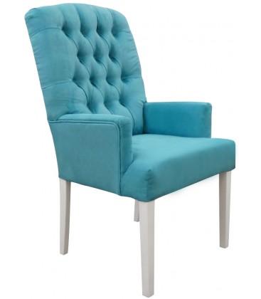 Krzesło Kornel z podłokietnikami