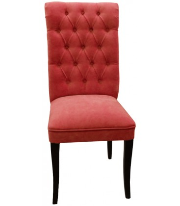 Krzesło tapicerowane Klara